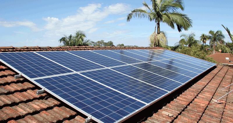 Angela, 6kW System - Green Solar